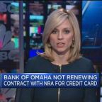 Bank of Omaha not renewing NRA credit card contract