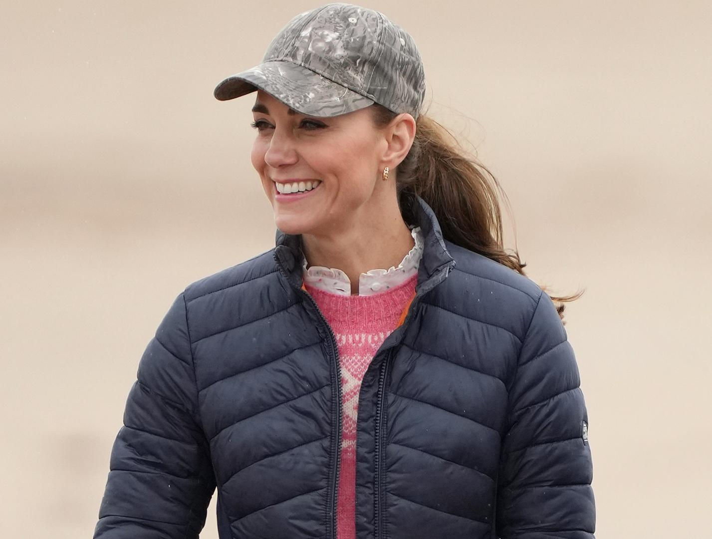 Kate Middleton Masterfully Handles the Lilibet Media Question Amid Family Feud – Yahoo Entertainment