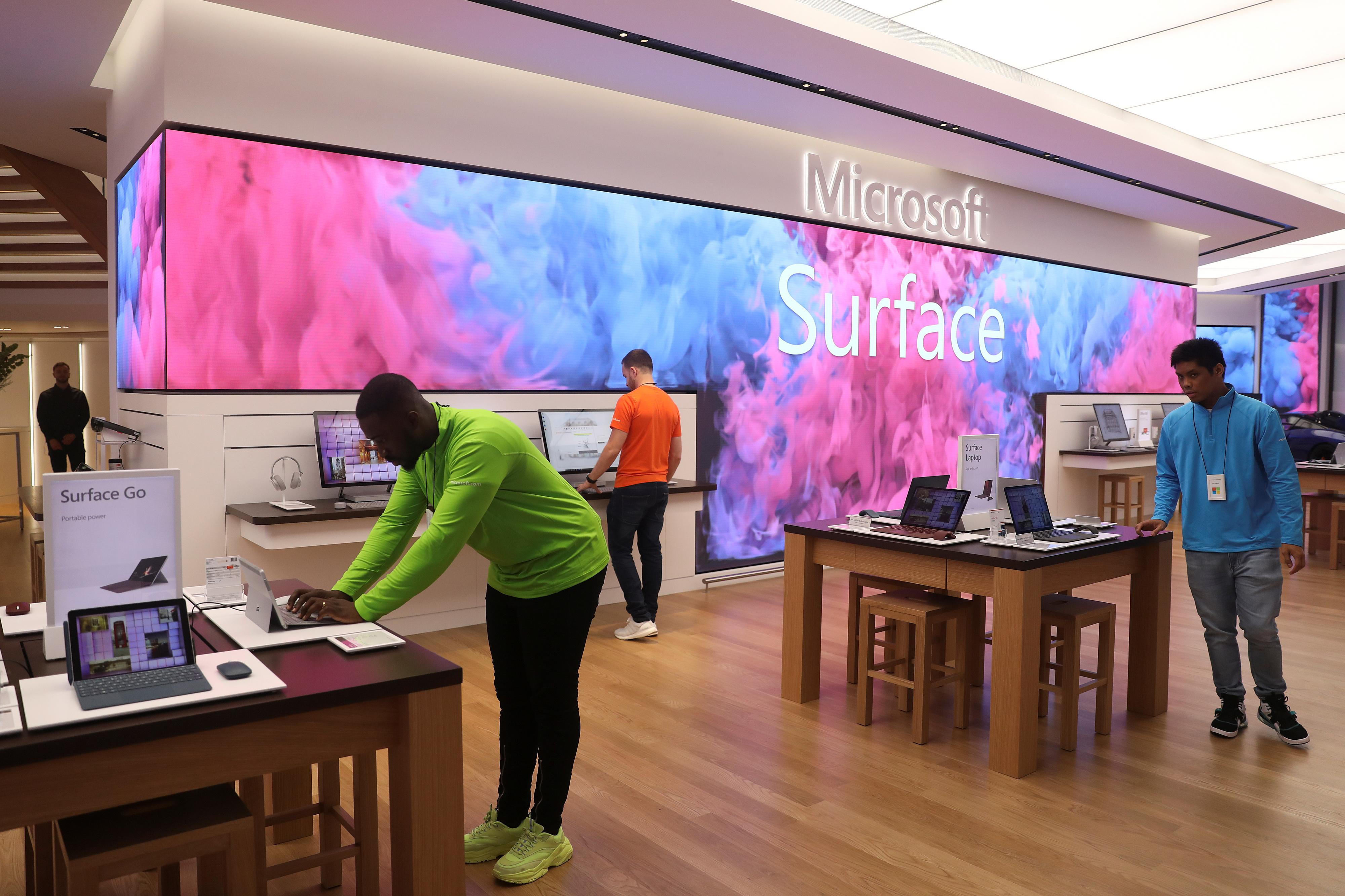 Microsoft CEO Satya Nadella: Here's what will define the future of retail