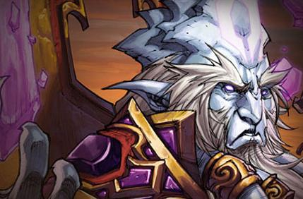 Characters of Warcraft updates with Velen, Archmage Khadgar