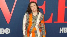 Lena Dunham just raised over $25,000 for charity — with a nude Instagram pic