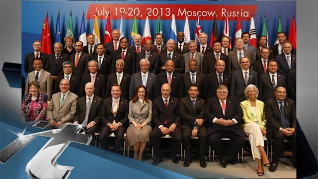 MOSCOW Breaking News: G20 Puts Growth Before Austerity, Seeks to Calm Markets