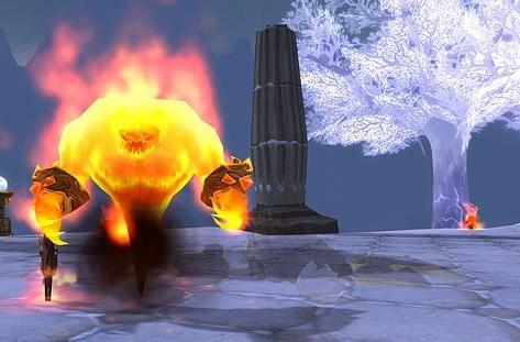 Totem Talk: Glyphing for Fire Elemental
