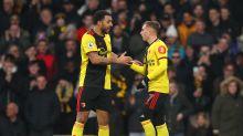 10-man Watford hang on to beat Wolves