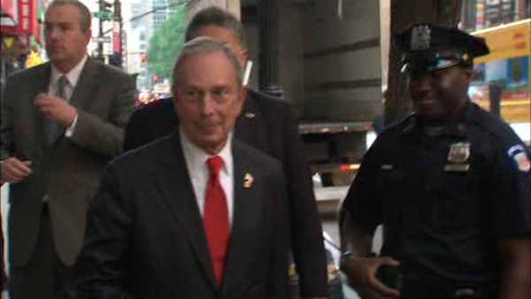 Ricin letters sent to Bloomberg, gun control group