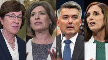2020 Vision Thursday: How a tough impeachment vote could threaten the GOP's Senate majority