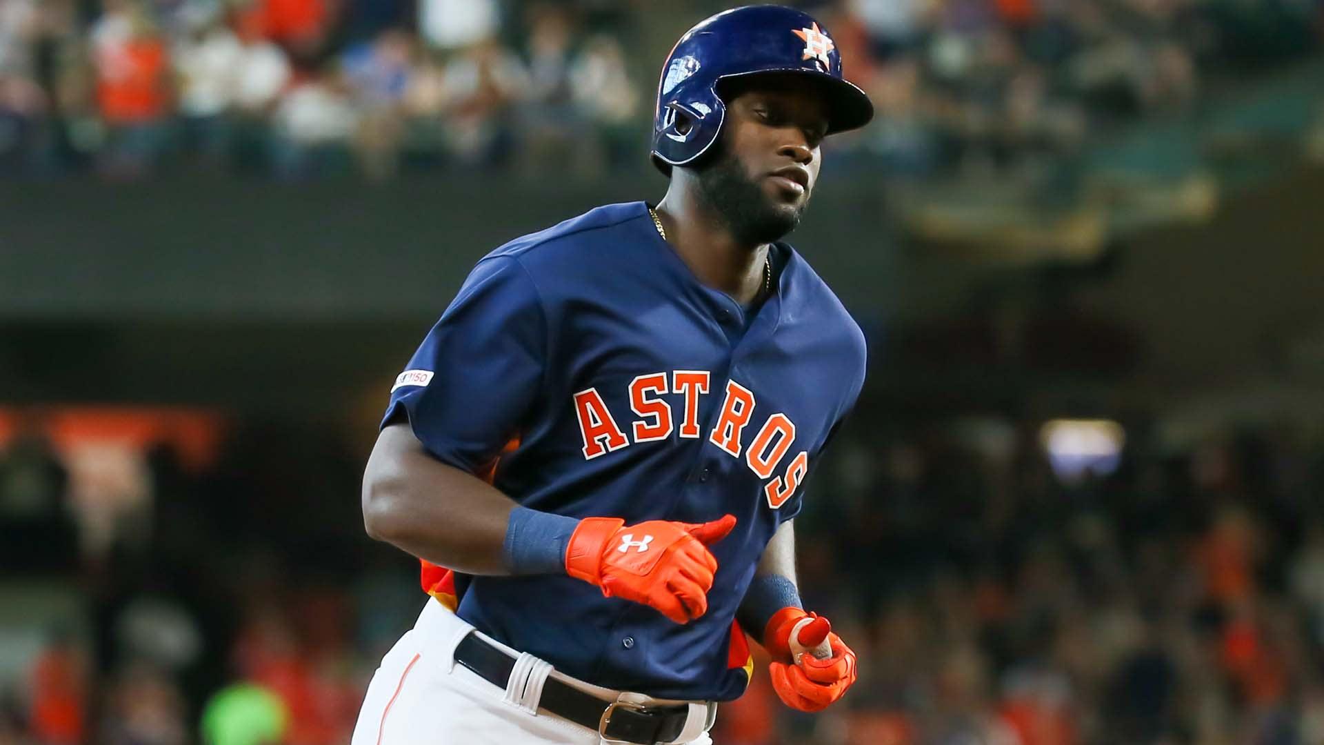Fantasy baseball stock watch - Astros' Yordan Alvarez is swinging for the fences