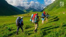 Pendaki Gunung Guntur Raib Usai Bincang-Bincang Bersama Teman dan Ditinggal Tidur