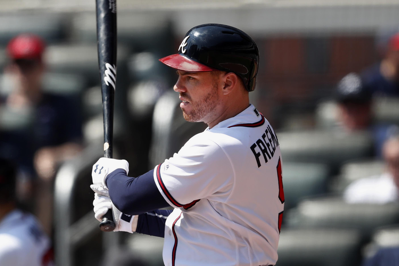 Braves' Freddie Freeman back in lineup after elbow rest