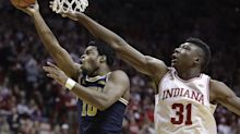 Indiana's fifth loss in six games has its NCAA tournament hopes flickering