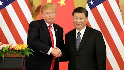 In regards to trade with China, Trump isn't winning