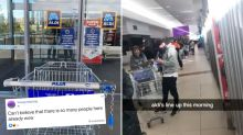 Aldi shoppers rage as Special Buys sell out: 'Very disappointed'