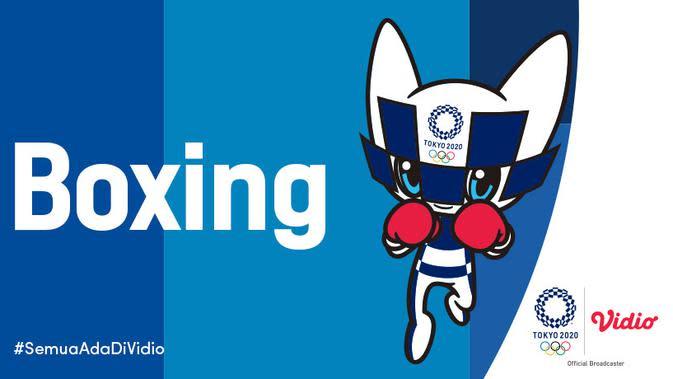 Jadwal dan Link Live Streaming Cabor Tinju Olimpiade Tokyo ...