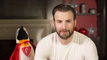 Chris Evans is latest Hollywood star to read CBeebies Bedtime Story