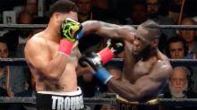 'Devastating' Wilder KO leaves boxing world in awe