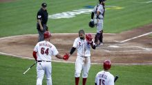 Reds infielder tests positive for COVID-19 after playing in season opener