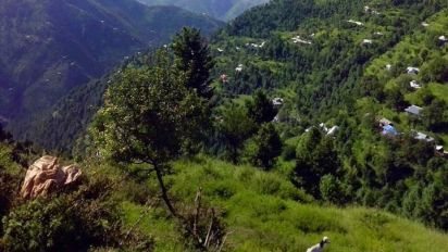Kashmir of my childhood, Veera, and the Army waley uncles - we won't meet again