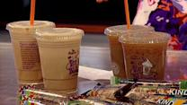 Healthier swaps for iced coffee