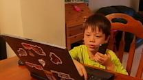 Five Year-Old Boy Genius Destined for Mensa
