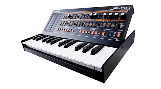 Roland's 'Boutique' synth line leaks, ratchets up the nostalgia