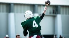 Doty's solid work, other takeaways from Beamer's first scrimmage as Gamecocks coach