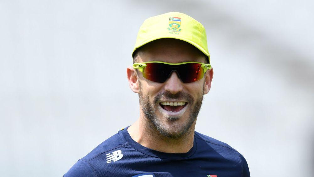Du Plessis to captain World XI in Pakistan