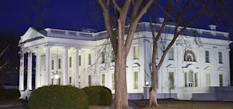 Blame for shutdown? WH switchboard points to Dems