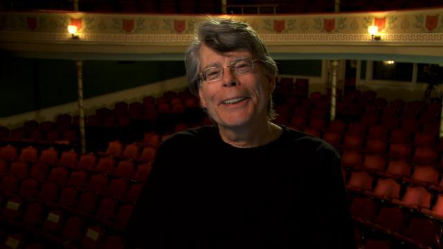 Under the Dome -  Live Chat feat. Stephen King
