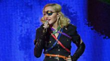 After falling during performance, Madonna cancels 13th concert due to injury