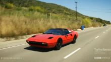 Electric Ferrari 308 is 'Magnum, P.I.' swagger in an eco-friendly package