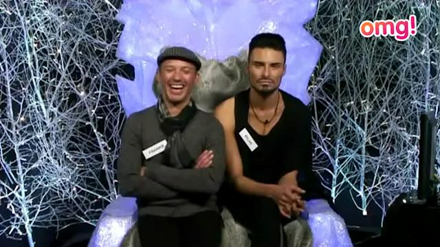 Celebrity Big Brother begins with a twist
