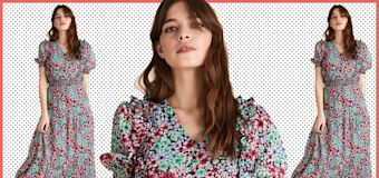 Why this M&S midi dress is destined to sell out in no time
