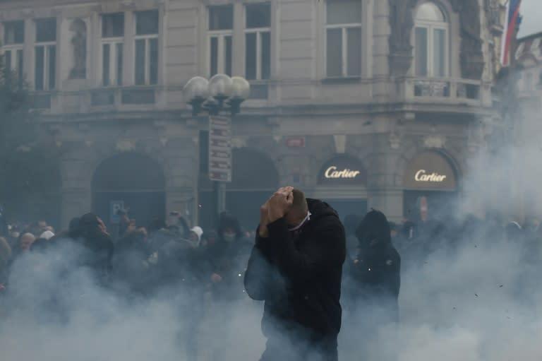 Protest in Czech Republic