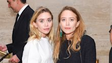 Twins Mary-Kate and Ashley Olsen Did Not Match in Black and White Looks