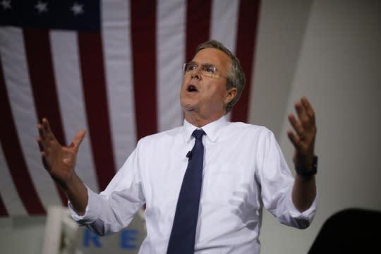 <p><i><b>Better known as:</b> Republican presidential candidate and former Florida Gov. Jeb Bush. (Photo: Gene J. Puskar/AP)</i></p>