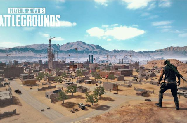 'PUBG' comes to the PlayStation 4 on December 7th