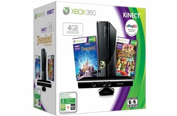 Microsoft announces Xbox 360 holiday bundles and $50 off promo for US market