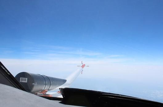 LIDAR system uses lasers to detect clear air turbulence before it hits