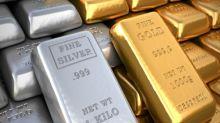 Oro y Plata al Alza por Toma de Beneficios; Dólar a la Baja