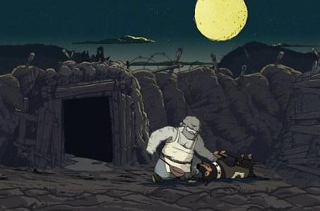 Valiant Hearts: The Great War review: Friends in low places