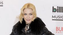 Madonna shares topless Instagram pic