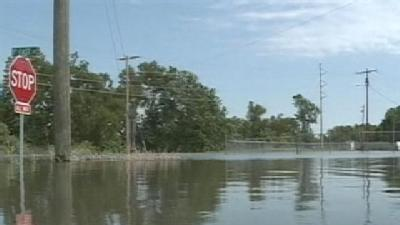 Man Dies In Floodwaters