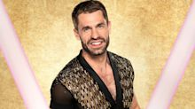 Kelvin Fletcher: I've lost 11lb from gruelling Strictly training despite eating 3,000 calories a day