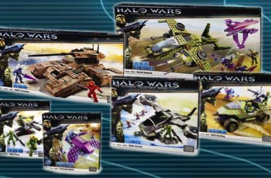 Joyswag: Halo Wars Mega Bloks [update]