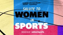 Salute Women in Sports, tune in live Wednesday, 10/14 at 8:00pm EST