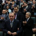 Erdogan says discussed Turkey setting up safe zone in Syria with Trump