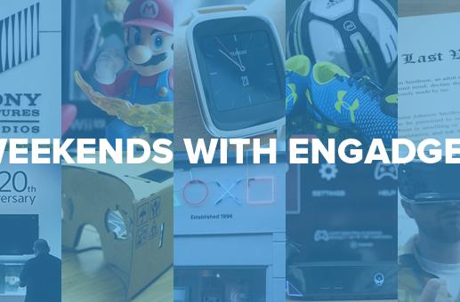 ASUS ZenWatch, Sony Pictures hack and other stories you might've missed