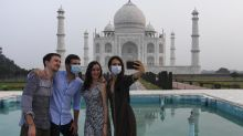 Taj Mahal opens to tourists after six months, Covid restrictions in place