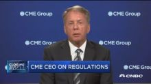 CME Group CEO on lessons learned from 2008 financial cris...