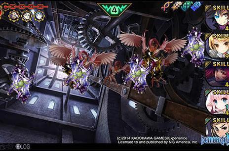 Vita dungeon crawl Demon Gaze heads West on April 22